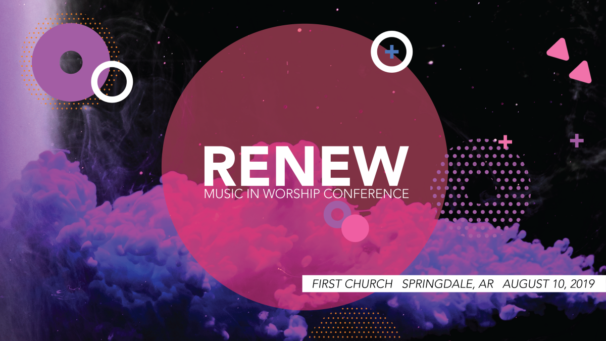 RENEW Workshop (for worship leaders and bands)